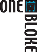 OneBloke Technology Marketing Logo